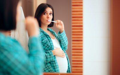 Pasta do zębów dla kobiet w ciąży